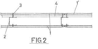 Sistema acústico de unión elástica y absorbente para la construcciones de tabiques, paramentos y techos suspendidos.