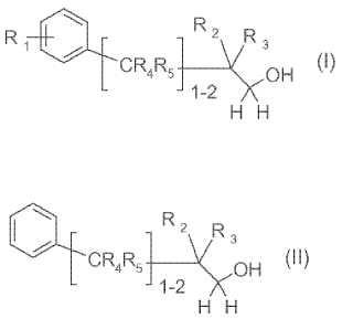 Procedimiento para la preparación de fenilalcanoles m- ó p-substituidos mediante alquilación.