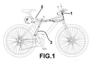 Tracción auxiliar para bicicletas, procedimiento de instalación y de uso.