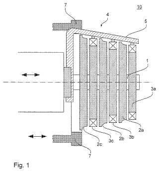 Dispositivo para mecanizar bordes de canto.