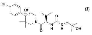 Derivado de piperidinilo como modulador de la actividad de los receptores de quimiocinas.