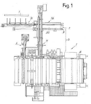 Sistema y procedimiento para preparar mandriles de bobinado para formar bobinas.