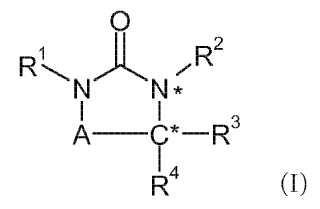 Derivados de imidazolidinona como inhibidores de 11b-HSD1.