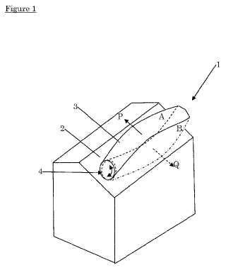 Aparato y método de fabricación por adición que comprende un sistema de guía de lámina de movimiento alternativo.