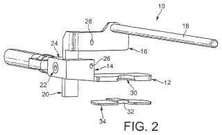 Balanceador de ligamentos y guía de perforación.