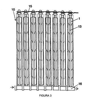 Sistema modular para la captacion de energía solar fotovoltaica.