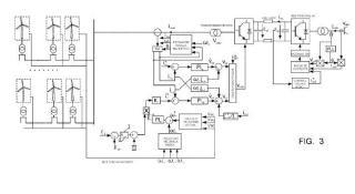Procedimiento de control de un conjunto de generadores eléctricos asíncronos y sistema correspondiente.