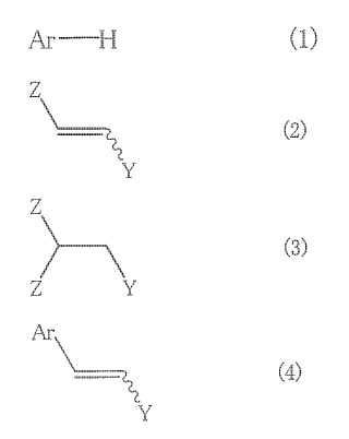 Método para producir un compuesto insaturado aromático.