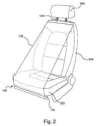 Protector solar para una superficie de asiento de un asiento de un vehículo.