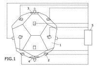 Dispositivo y método para la adquisición y reconstrucción de objetos.