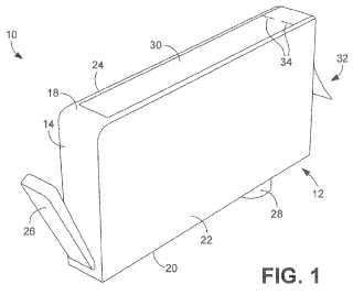 Cartuchos de tinta que tienen miembros de obturación de dispositivo de venteo ablandados y extendidos por calor.
