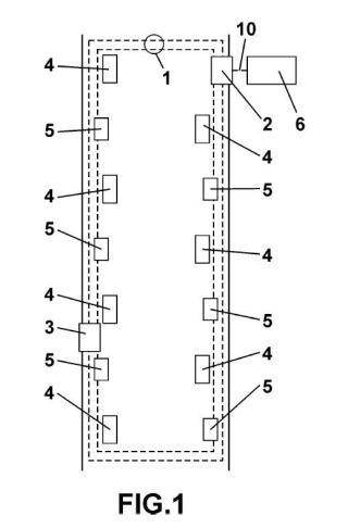 Sistema inteligente de señalización de emergencia en túneles.