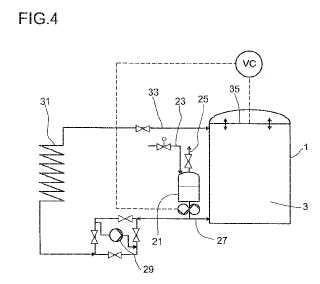 Dispositivo y procedimiento para la acumulación de calor.