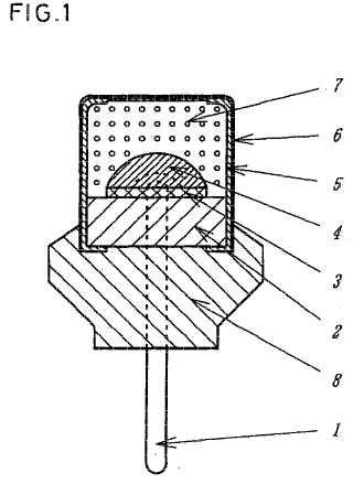 Carga de ignición para iniciador, procedimiento para la producción de la misma y procedimiento para la producción del iniciador que utiliza la carga de ignición.