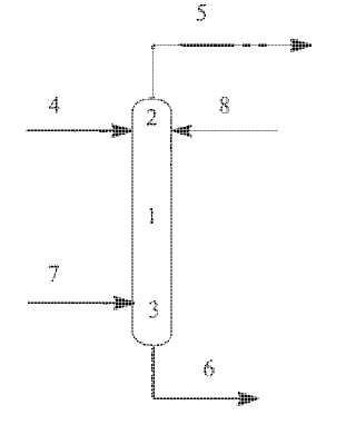 Procedimiento para la producción de alcóxidos de alquilestaño.