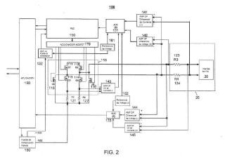 Transceptor de circuito de vía.