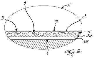 Procedimiento para fabricar un molde de impresión rotativo para su uso en un procedimiento de impresión por rotación de rodillos.