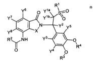 Derivados deuterados de isoindolin-1,3-diona como inhibidores de PDE4 y TNF-alfa.
