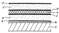 Dispositivo o pigmento de interferencia de película delgada magnética y método para fabricarlo, tinta de impresión o composición de revestimiento, documento de seguridad, y uso de tal dispositivo de interferencia de película delgada magnética.