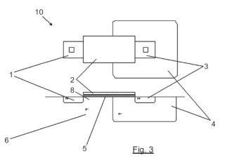 Sensor, dispositivo y método de medición de radiación basado en transistor de puerta flotante.