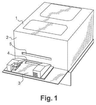 Dispositivo para la realización de placas de matrícula de diferentes formatos.