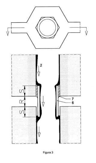 Sistema de revestimiento cerámico con enfriamiento por evapotranspiración.