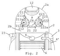 Interfaz ergonómica de distribuidor.