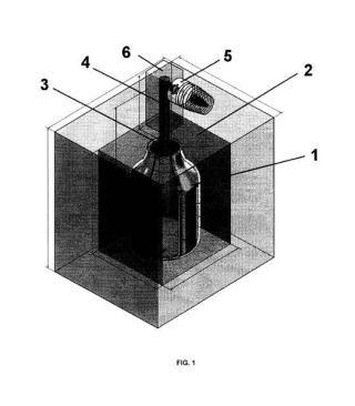 Dispositivo termoeléctrico microbiano y método asociado a dicho dispositivo.