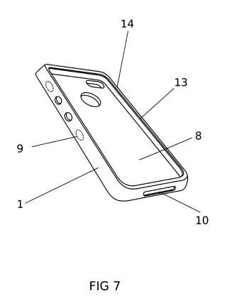 Confección de fundas protectoras de dispositivos electrónicos móviles comprendiendo método, funda y usos.