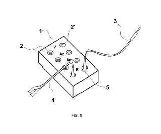 Dispositivo para la emulación de la humedad de la madera y procedimiento asociado a dicho dispositivo.