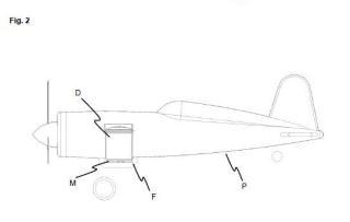 Dispositivo para la dispersión de ceniza desde aeronaves no tripuladas y método de utilización basado en este.