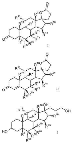 Proceso para la producción de 3-oxo-pregn-4-en-21,17-carbolactonas por la oxidación sin metales de 17-(3-hidroxipropil)-3,17-dihidroxiandrostanos.