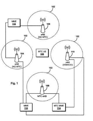 Unión selectiva de un equipo de usuario para comunicación tipo máquina con una célula inalámbrica.