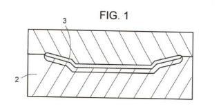 Procedimiento de fabricación y etiquetaje de objetos de plástico inyectado, y objeto obtenido mediante dicho procedimiento.