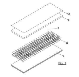 Sistema de paneles prefabricados para fachadas ventiladas.
