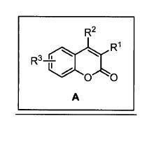 Procedimiento de síntesis de cumarinas catalizada por sólidos mesoporosos híbridos inorgánico-orgánico básicos y cumarinas así obtenidas.