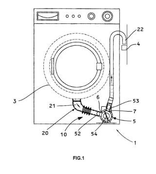 Dispositivos de vaciado de líquido de lavado para máquina lavadora, máquina lavadora y bomba de desagüe.