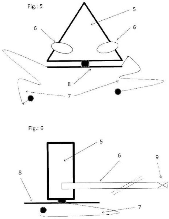 Utensilio quitasol, en especial, sombrilla acoplable y adaptable para vehículos automóviles.