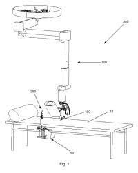 Brazo robótico para el control del movimiento del brazo.