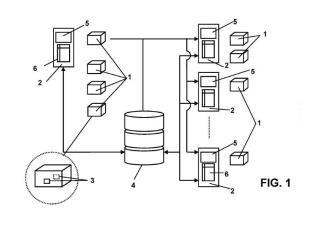 Sistema de trazabilidad de contenedores.