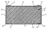 Producto de aislamiento encapsulado y procedimiento para su fabricación.