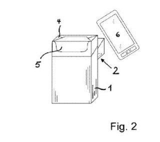 Método para el suministro de información digital y autenticación de producto mediante un sensor NFC incluido en el envase de dicho producto.
