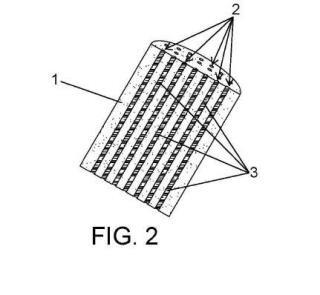 Membrana cerámica de filtración.