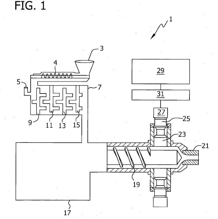 Métodos de extrusión asistidos ultrasónicamente para fabricar productos nutricionales en polvo.