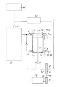 Compresor alternativo con equipo para regulación continua del caudal de dicho compresor.