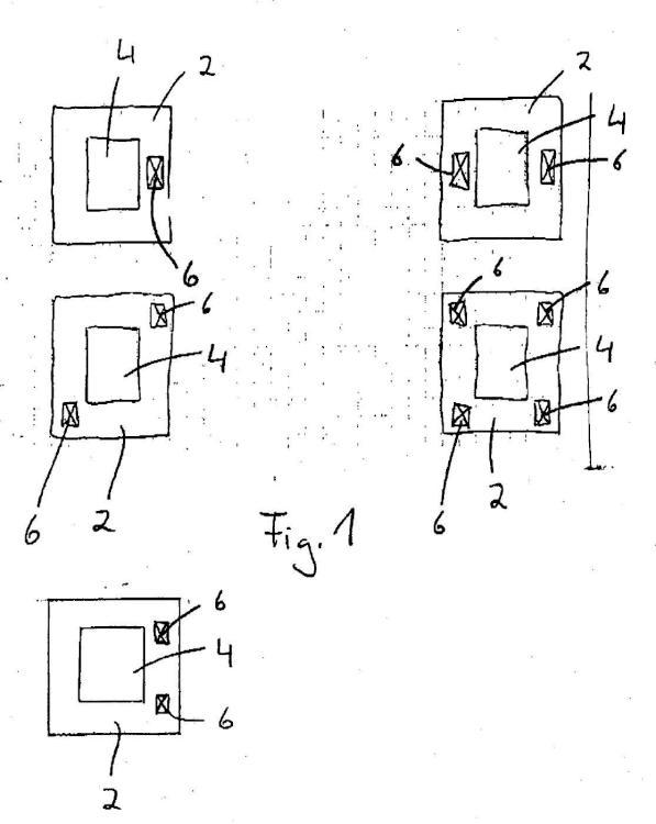Elemento de barra longitudinal para una caja de una instalación de elevador.