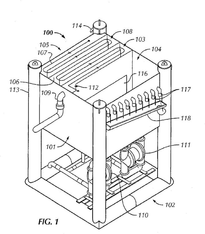 Sistemas y métodos para separar hidrocarburos de agua.