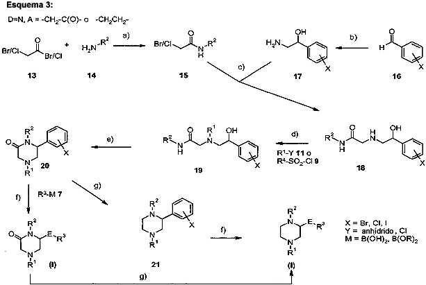Derivados de imidazolidina.
