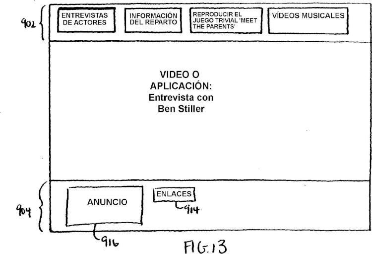 Sistemas y métodos para complementar multimedia a la carta.