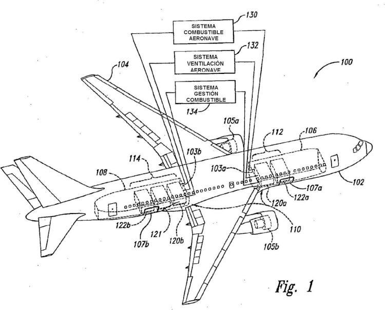 Sistemas de tanque auxiliar de combustible para una aeronave.